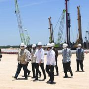 Built in Gresik, The World's Largest Copper Smelter