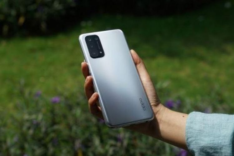 Oppo A74 5G. [Oppo Indonesia]