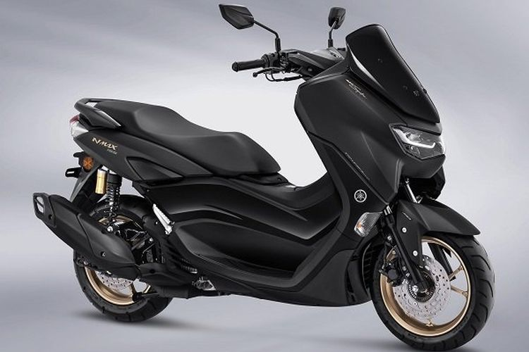 All New NMAX 155 Connected. (Istimewa)