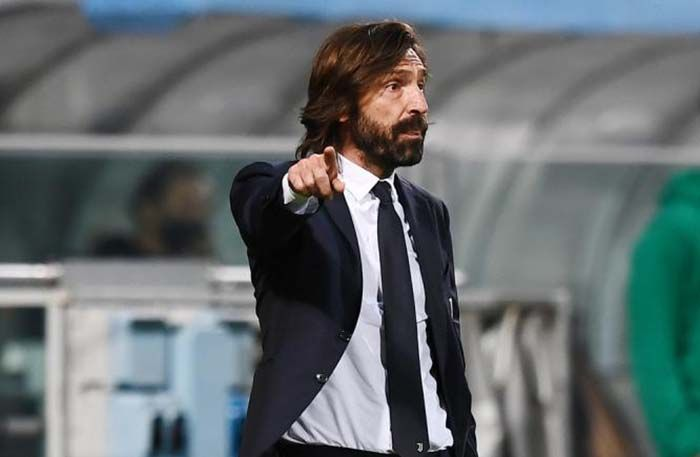 Andrea Pirlo (images sport)