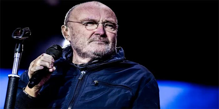 Phil Collins (the world today news)