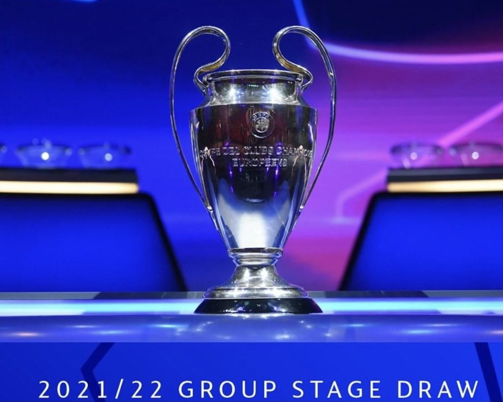 Hasil drawing Liga Champions 2021 (Instagram/ @champoinsleague)