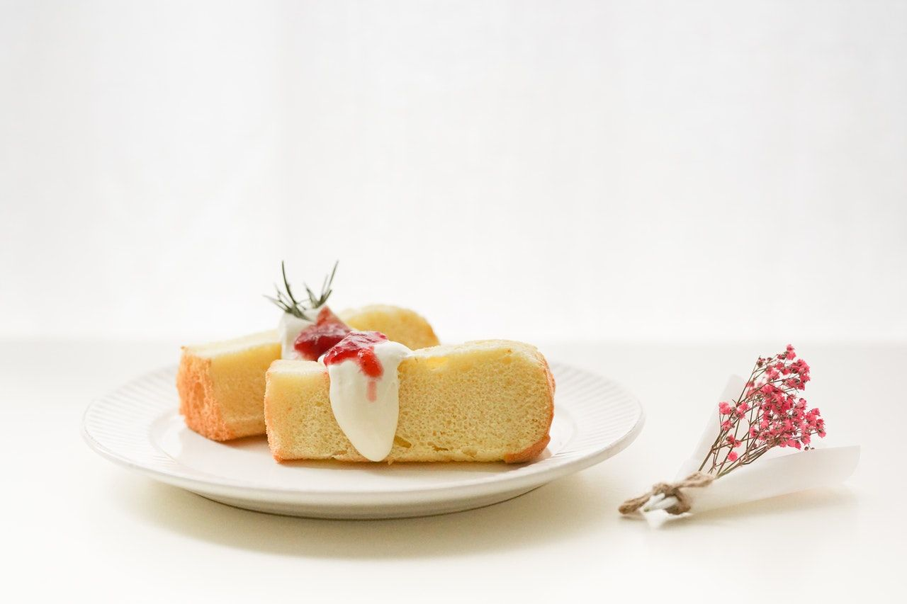 Ilustrasi  cheese cake mini (Foto: Cats Coming from Pexels)